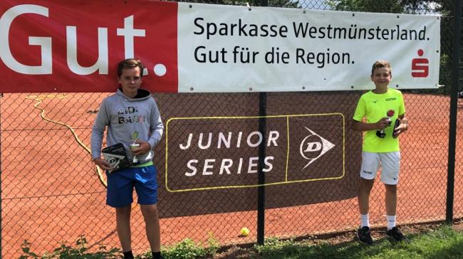 Hohes Niveau beim Sparkassen Westmünsterland Cup 2020